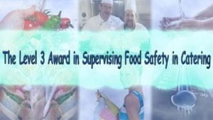 Free Food Hygiene Certificate Level 3
